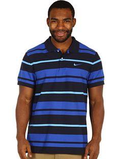 Nike - Pique Polo Striped Shirt