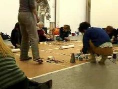 ▶ Doris Rohr Sound drawing workshop