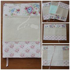 """Capas de Livro Coleção """"Flores 16"""" Tamanho: 25x35cms"""
