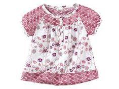 Resultado de imagen para blusas de gasa para niña Floral Tops, Shorts, Blouse, Casual, Clothes, Women, Kids, Crafts, Fashion