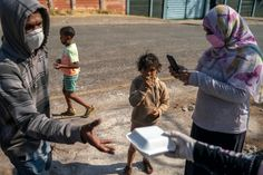South Africa's Big Coronavirus Aid Effort Tainted by Corruption - The New York Times