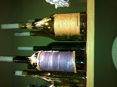 Another wine bottle idea!