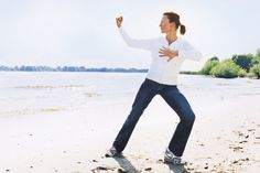 tai chi... One of the five best exercises you can do