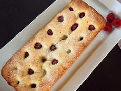 Ovocný chlebíček - bez lepku, mléka, vajec | Pro Alergiky Gluten Free Cakes, Dairy, Cheese, Food, Diet, Essen, Meals, Yemek, Eten