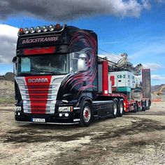 We like it Heavy Pic sent by @sjostromjohan  #heavytruckers