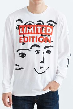 """""""Limited Edition"""" tee"""