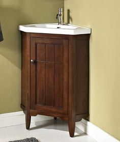 Prairie 26 Corner Vanity and Sink Set Fairmont Designs Fairmont Designsis free HD Wallpaper. Thanks for you visiting Prairie 26 Corner Van. Corner Vanity Sink, Bathroom Sink Vanity, Downstairs Bathroom, Bath Vanities, Bathroom Fixtures, Small Bathroom, Bathroom Ideas, Bathroom Storage, 24 Vanity