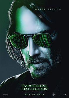 Keanu Reeves, Keanu Charles Reeves, The One Matrix, The Matrix Movie, Science Fiction, Lana Wachowski, What Is Cyberpunk, Geek Movies, Iron Man Armor