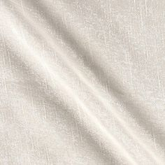 """World Wide 110"""" Metallic Sheer White from @fabricdotcom  This 110'' wide sheer fabric has metallic thread throughout the beautiful open textured weave. Perfect for draperies, swags, curtains and table top. Colors include metallic silver and white."""