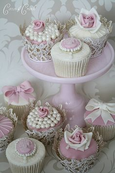 another cake stand   Flickr - Photo Sharing!