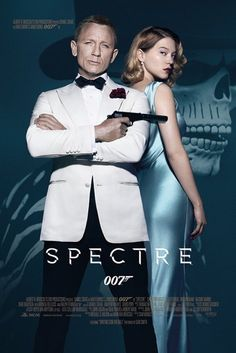 James Bond - Spectre - One She Poster Print (24 x 36)
