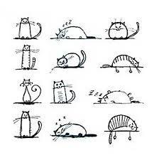 Afbeeldingsresultaat voor tattoo small cat