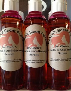 Dr. Chele's Growth and Anti-Breakage Serum  Deeply nourishes the scalp, Restores the natural oil production of dormant follicles, Gives shine and fullness to the hair, Helps to cut down on and stop hair loss, Promotes new hair growth, Thickens edges, Completely heals braid bumps and irritation.