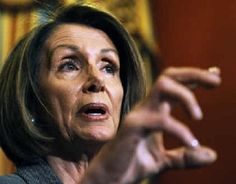 Pelosi: Boehner lacks 'sensitivity,' falsely accuses of claiming 'I rule' -- She's meeeeeelting ... meeeeeelting.