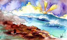 Heather Ritts   COTW Surf Artist