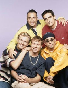 ►Backstreet Boys! They are amazing!! I love them!!