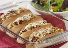 Chili Dogs, Spanakopita, Hot Dog Buns, Tofu, Steak, Sandwiches, Tacos, Vegan, Ethnic Recipes
