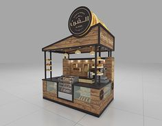 "Check out new work on my @Behance portfolio: ""El Forn kiosk"" http://be.net/gallery/53711183/El-Forn-kiosk"