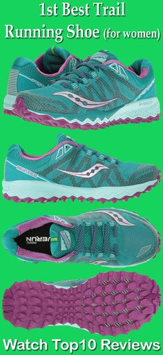 30+ Best Trail Running Shoes For Women