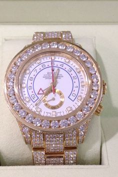 Rolex Yellow Gold Yachtmaster II 116688 2017 Model W/Papers 0738759851689 for sale online Dream Watches, Luxury Watches, Rolex Watches, Diamond Watches, Breitling Navitimer, Stylish Watches, Watches For Men, Silver Jewellery Online, Diamond Jewelry