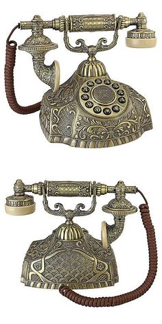 Home Telephones: Design Toscano 1932 Reproduction Grand Empress Telephone -> BUY IT NOW ONLY: $171.95 on eBay!