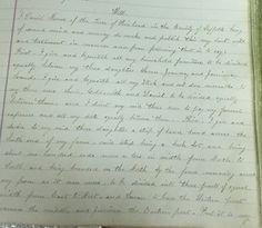 Debby's Family Genealogy Blog: Amanuensis Monday-Will for Daniel Warner Sr. 1857