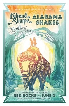 Edward Sharpe & The Magnetic Zeros with The Alabama Shakes, Red Rocks, June 2, 2013