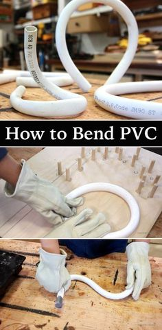 How To Bend PVC U0026 Make Incredible Shapes