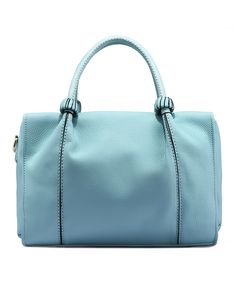 Look what I found on #zulily! MKF Collection Light Blue Convertible Tote by MKF Collection #zulilyfinds