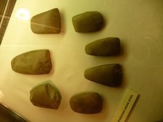 Stone axes, Ness of Brodgar