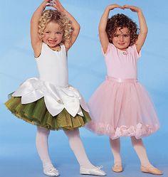 B5545 Girls' Dancewear