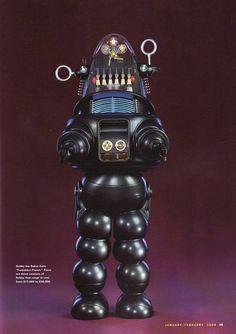 Robbie the Robot (Forbidden Planet, 1956)