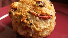 Country Style California Olive, Thyme and Cheese Scones/Biscuits