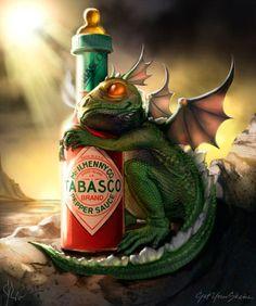 Tabasco Pepper Sauce advertisement