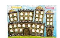 ASAMBLEA PARA PROYECTO LOS CASTILLOS ~ Enseñando y Aprendiendo Orla Infantil, Orlando, Middle Ages, Word Doc, Maps, Frames, Classroom Attendance, Classroom Setup, Medieval Castle