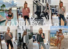 JANUARY TOP 10 - Styled Snapshots