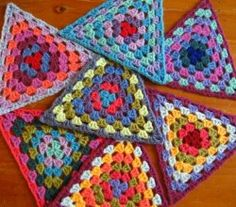 triangle granny