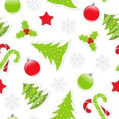 2013 Merry Christmas pattern elements vector set 01
