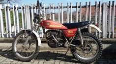 Motoalpinismo 70's
