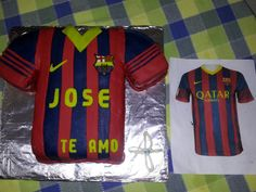 Cake and a photo to make it