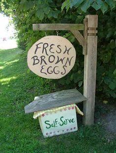 Tillys Nest: Farm Stands