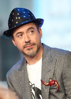 This pic of Robert Downey Jr is all sorts of win!