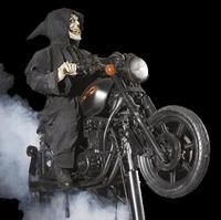 Hell Rider Animatronic Halloween Prop