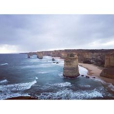#Australia #melbourne #12apostles #vacation #traveling #travel #vacation by evil0429 http://ift.tt/1ijk11S