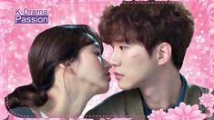 Korean Drama Romantic Kiss Scene Collection #7