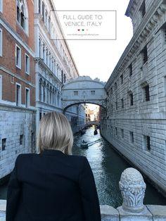 TSC Itinerary: Full On Guide To Venice, Italy