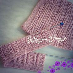 Kalpana Tuladhar's media content and analytics Crochet Shrug Pattern, Baby Knitting Patterns, Knitting Stitches, Knitting Socks, Knit Crochet, Viking Tattoo Design, Crochet Videos, Arm Warmers, Diy And Crafts