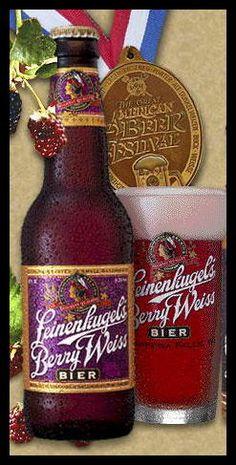 Berry Weiss Beer, sooo tasty