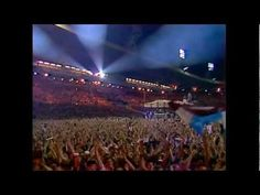 Queen - We Are The Champions (Live at Wembley 11.07.1986)  Written by Freddie Mercury - Pinning to **SHARED MUSIC** now