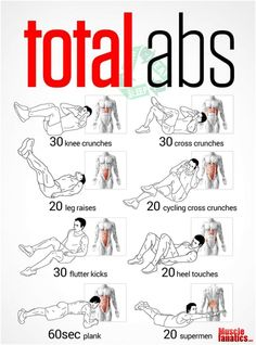 Personal Trainer - BEST ABDOMINAL WORKOUTS EVER
